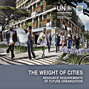 The Weight of Cities